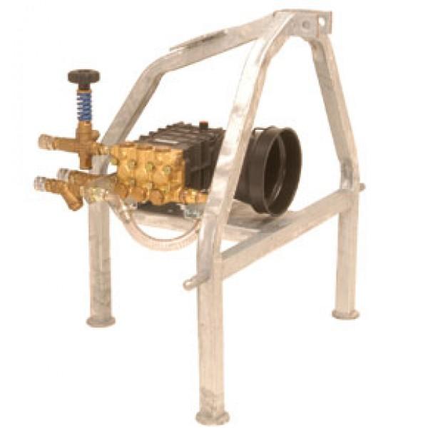 PTO Tractor driven pressure washer