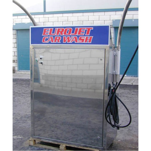 Eurojet Car wash – Diesel Burner